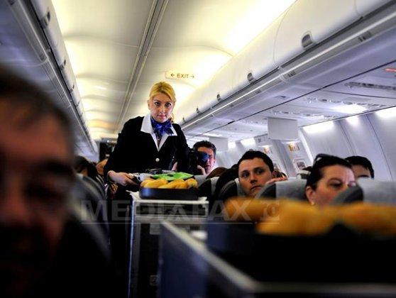 Imaginea articolului Ce poţi mânca în siguranţă la bordul unui avion