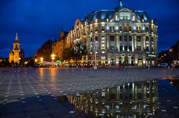 Oraşul din România care a ajuns pe lista scurtă a americanilor, imediat după Geneva