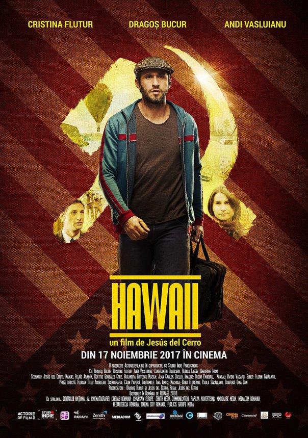 """Imaginea articolului CinemaPRO prezintă """"Hawaii"""", filmul care te trimite în Hawaii. Marţi, întâlnire cu actorii"""