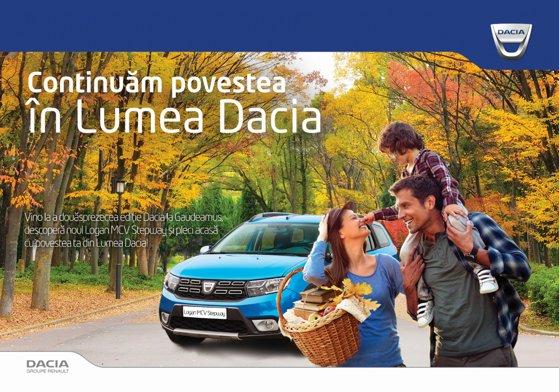 Imaginea articolului (P) La Gaudeamus, pasionaţii de lectură sunt aşteptaţi pentru o nouă incursiune în Lumea Dacia
