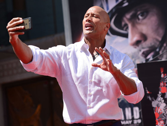 """Imaginea articolului Dwayne """"The Rock"""" Johnson va primi o stea pe Hollywood Walk of Fame"""