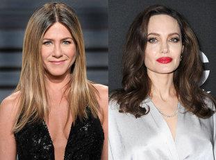 CINE sărută mai bine, Jennifer Aniston sau Angelina Jolie? Mărturisirea