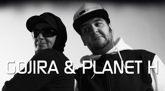 Lansarea noii piese `I'll ask about you` by Gojira & Planet H