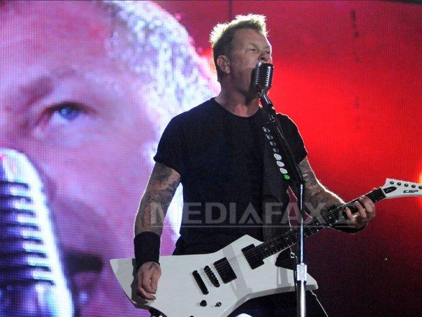 Imaginea articolului James Hetfield, solistul de la Metallica, va juca într-un film despre un ucigaş în serie | VIDEO