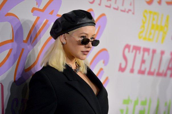 Imaginea articolului Christina Aguilera a pozat goală pentru fanii ei | FOTO