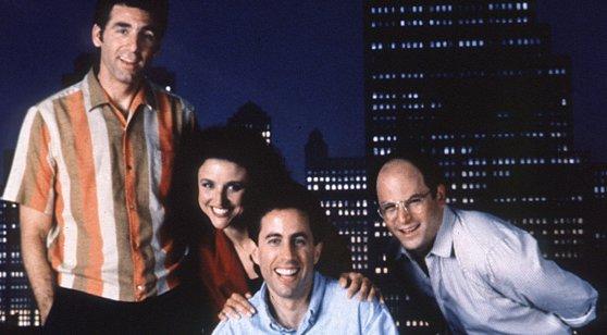 """Imaginea articolului Julia Louis-Dreyfus şi Jerry Seinfeld vorbesc despre o reluare a serialului TV """"Seinfeld"""""""