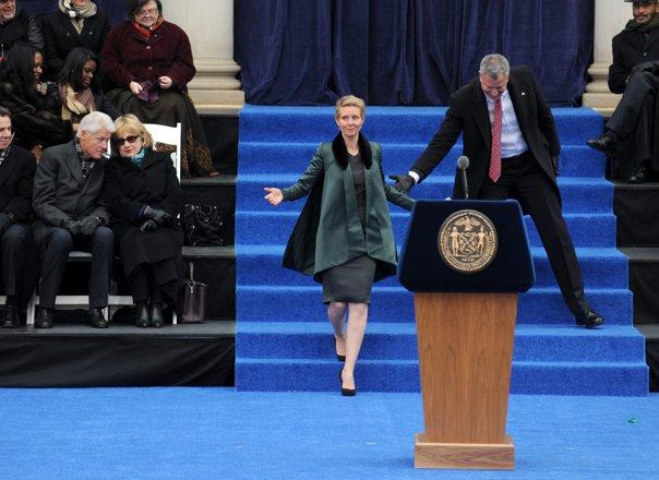 """Imaginea articolului Cynthia Nixon, star al serialului """"Sex and the City"""", candidează la postul de guvernator al statului New York"""