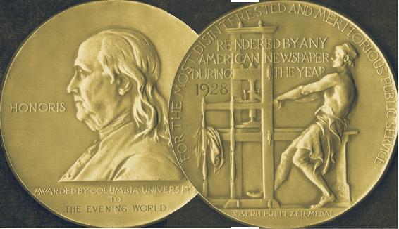 Reuters, The New York Times şi New Yorker se numără printre câştigătorii ediţiei 2018 a Premiilor Pulitzer
