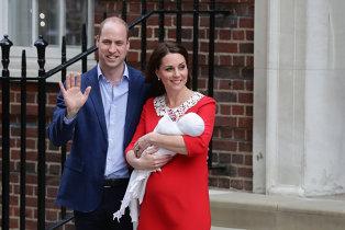 Bebeluşul regal | Numele cotat cu cele mai mari şanse pe site-urile de pariuri. Tributul special adus de Kate Middleton prinţesei Diana. FOTO