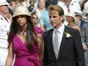 Imaginea articolului Andrea Casiraghi, fiul cel mare al prinţesei Caroline de Monaco, a devenit din nou tată