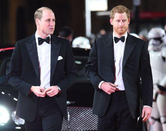 Imaginea articolului Prinţul Harry i-a cerut prinţului William să îi fie cavaler de onoare