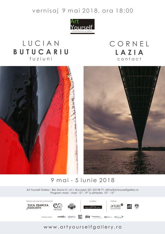 """Imaginea articolului Art Yourself Gallery: """"Contact"""" şi """"Fuziuni"""", două expoziţii speciale în luna mai - GALERIE FOTO"""