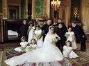 Imaginea articolului FOTOGRAFIILE PORTRET de la nunta regală, publicate. Ce mesaj au transmis Prinţul Harry şi Meghan Markle
