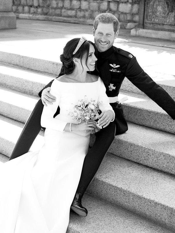 """Imaginea articolului Fotografia alb-negru care a cucerit o lume întreagă. Ce spune fotograful despre cel mai """"îndrăzneţ"""" şi intim portret de nuntă regală"""