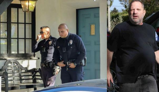 Imaginea articolului Harvey Weinstein se va preda Poliţiei din New York- surse