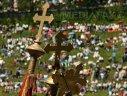 Imaginea articolului Împănatul boului de Rusalii: Obiceiul, vechi de sute de ani, adună în perioada Rusaliilor sute de oameni în satele din Bistriţa-Năsăud
