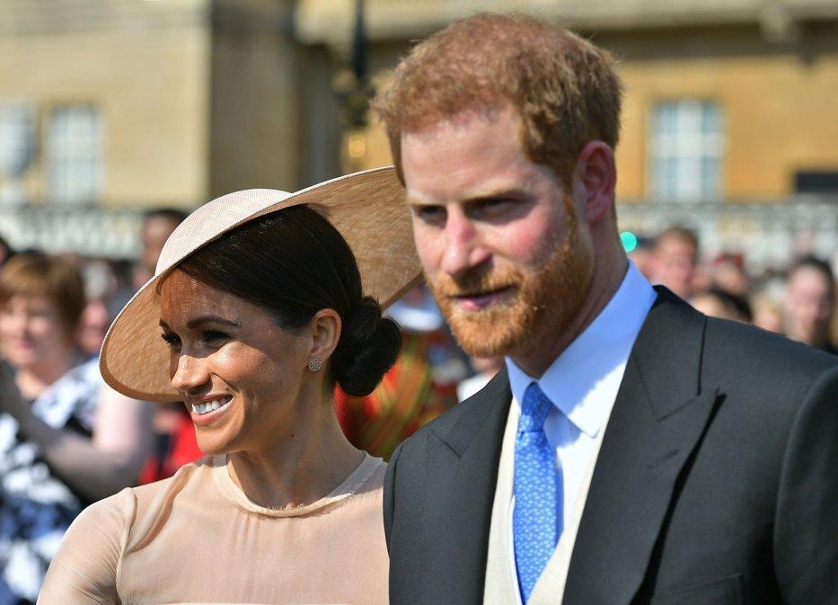 Meghan Markle, apariţie spectaculoasă la nunta nepoatei prinţesei Diana. VIDEO
