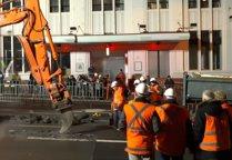 ÎNGROPAT de viu timp de trei zile pe un ger CUMPLIT/ Ce s-a descoperit sub beton| VIDEO