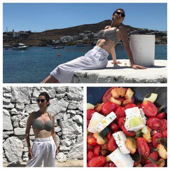 """Imaginea articolului Andreea Berecleanu, despre dieta care o menţine tânără: """"Fără carne, fără..."""""""