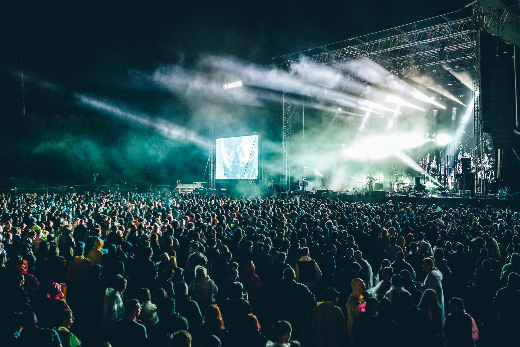 Electric Castle 2019: Florence + The Machine, 30 Seconds to Mars, Bring Me the Horizon, cap de afiş/