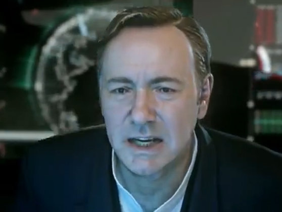 Picture of the article A bizarre video recorded by Kevin Spacey, seen over 4.5 million times in the first 24 hours | VIDEO