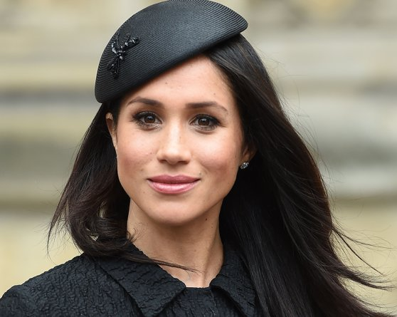 Picture of Duchess Meghan, in the heart of a marijuana scandal. Where the information is left