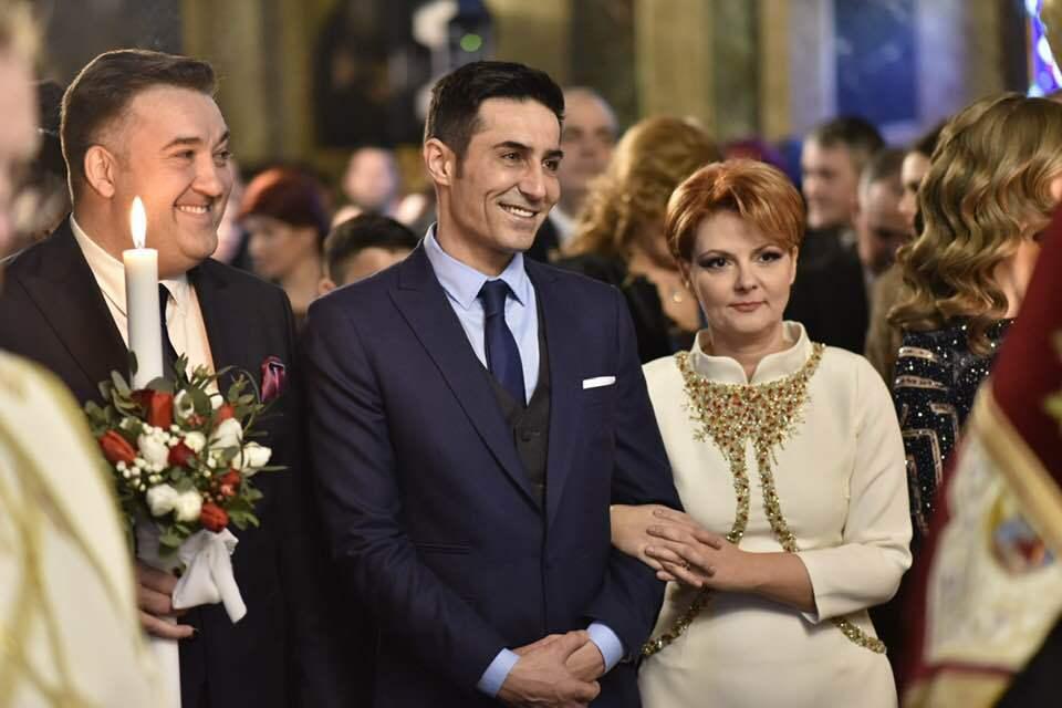 Nunta Claudiu Manda Olguţa Vasilescu Lider Psd Despre Petrecere