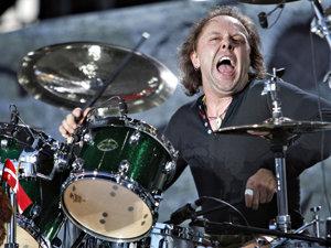 Lars Ulrich vrea să se alăture trupei Deep Purple (Imagine: Mediafax  Foto/AFP)