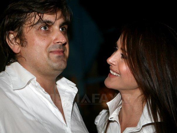 Mircea Petru şi Mădălina Manole