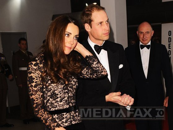 Imaginea articolului Prinţul William şi Kate Middleton, împreună după 6 săptămâni. Cum petrec cei doi în locul în care s-au sărutat prima dată - FOTO