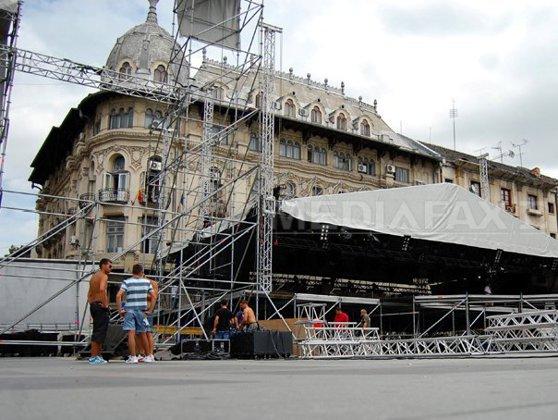 Imaginea articolului Romanian Music Awards de la Craiova: Zeci de mii de oameni, la cea de-a zecea ediţie