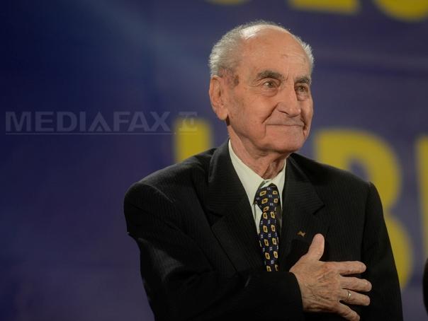 Imaginea articolului Romanian Politician Mircea Ionescu Quintus Died Aged 100