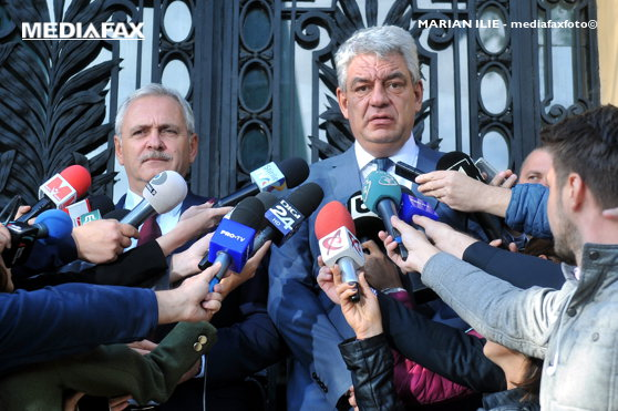 Imaginea articolului Romanian Ruling Party Leader Denies Tensions Between Him And Prime Minister