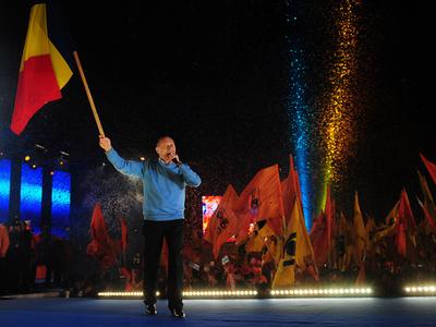 Imaginea articolului Romanian Presidential Election Final Results: Basescu - 50.33%, Geoana - 49.66%
