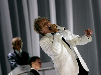 Imaginea articolului Rod Stewart's Concert In Bucharest On June 29 Removed From Concert Tour List