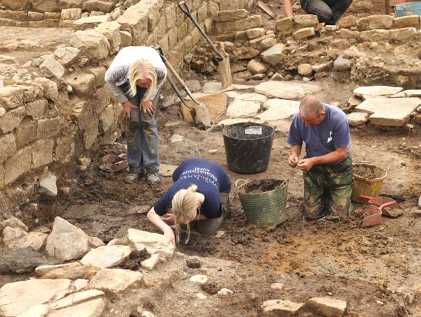 Locuinte si obiecte vechi de peste 1.600 de ani, descoperite �ntr-o comuna din Vaslui