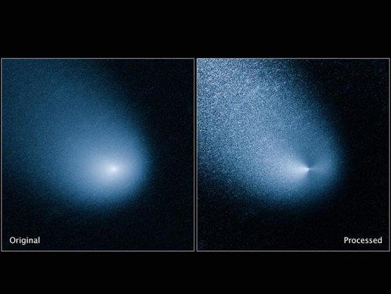 Imaginea articolului Eveniment ce are loc la 1 milion de ani: O cometă a trecut foarte aproape de planeta Marte - VIDEO