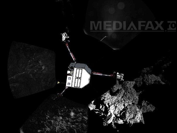 Instrumentul Ptolemy de la bordul lui Philae a detectat compuşi pe bază de carbon pe cometa(...)