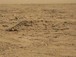 Obiect MISTERIOS pe Marte: Descoperirea care poate schimba ce se ştie despre planetă - FOTO