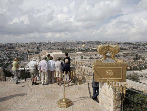 Imaginea articolului Arheologii cred că au descoperit locul unde a fost judecat Iisus, în Ierusalim