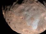 Imaginea articolului STUDIU: Phobos, satelitul lui Marte, s-ar putea transforma în inelul planetei