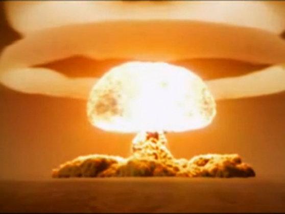 Imaginea articolului BOMBA cu HIDROGEN, cea mai nimicitoare armă din lume - VIDEO