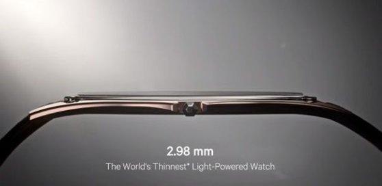 Imaginea articolului Citizen a lansat Eco-Drive One, cel mai subţire ceas de mână din lume care se încarcă la lumină - VIDEO