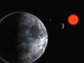 Imaginea articolului FOTO NASA anunţă descoperirea a şapte planete de mărimea Terrei gravitând în jurul unei singure stele