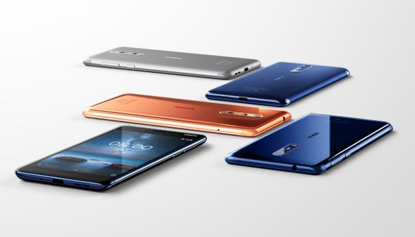 Imaginea articolului A fost lansat Nokia 8, vârful de gamă al brandului. Smartphone-ul vine cu lentile Zeiss, sistem dual-camera şi Android 7.1.1. Toate delatiile tehnice ale noului telefon