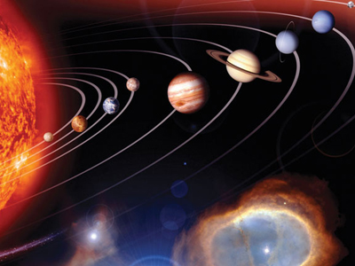 Cum s-a format Sistemului Solar? - Deștepți.ro  |Sistemul Solar