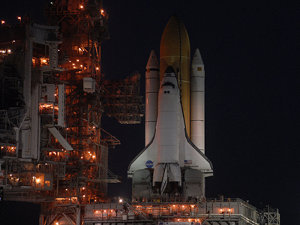Endeavour va fi lansată vineri spre ISS