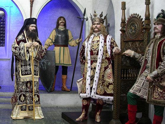 Imaginea articolului Un steag al lui Ştefan cel Mare, recuperat din Grecia, va fi expus la Muzeul de Istorie