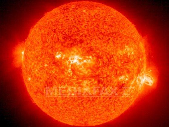 Imaginea articolului Terra, afectată de cea mai puternică erupţie solară înregistrată în ultimii şapte ani