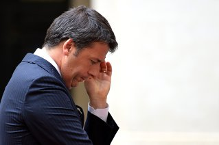Premierul Italiei Matteo Renzi